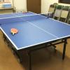 自治会館に導入した安価な卓球台の性能は(ゼビオスポーツ エックスティーエス(XTS)